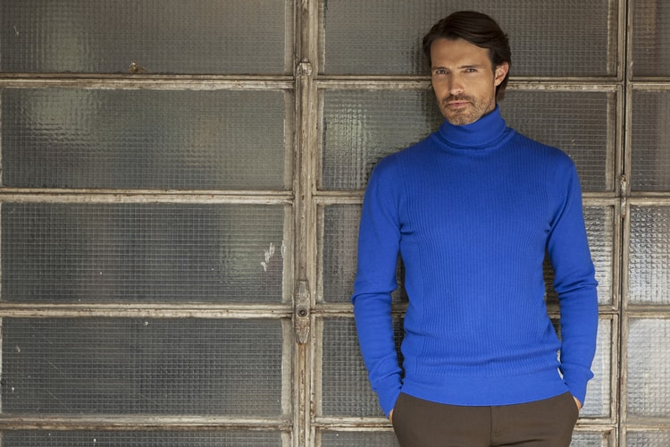 Men's Cashmere Turtlenecks