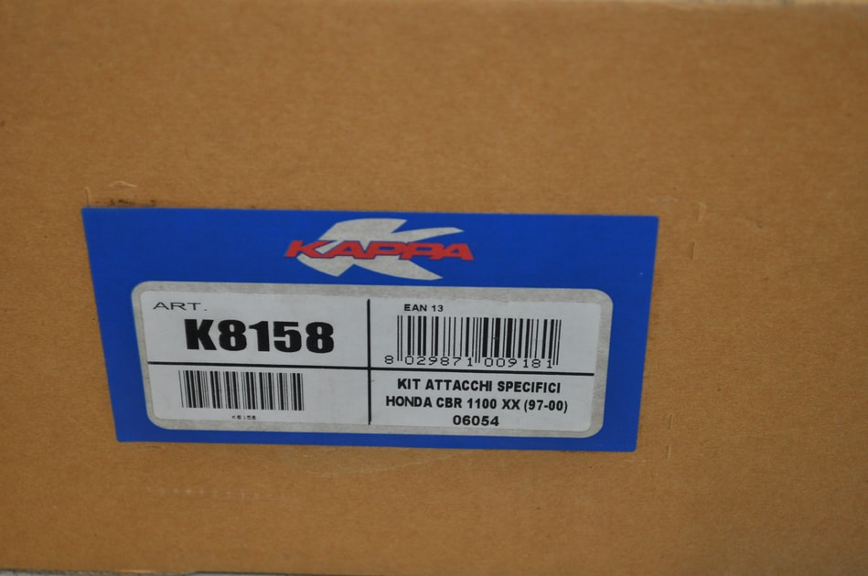 nowy design wysoka moda taniej Honda 1100XX montážní sada K8158 pro WINGRACK