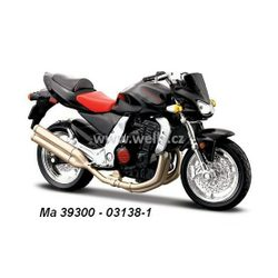 Model KAWASAKI Z 1000 1:18 - black
