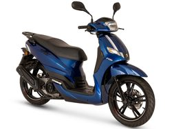 Tweet 125i RS EURO 5 - Electric Blue