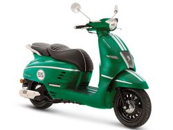 Django 125i Sport EURO 5 - Racing Green