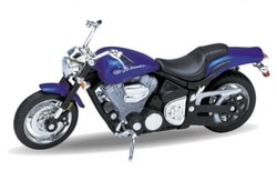 Model YAMAHA ROAD STAR WARRIOR ´02 1:18