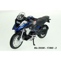 Model BMW R 1200 GC 2017 1:18 - modrá