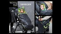 "Walking Mum Verbier Maternity Bags ""Dummy Cover"" - Pouzdro na dudlík"