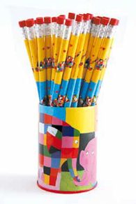"Petit Jour Paris ""Elmer Stationery"" Pencil holder - dóza na tužky"