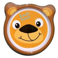 Label-Label - Friends Melamine Plates - Lion