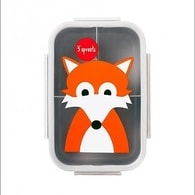 3 Sprouts Lunch Bento Box - Fox