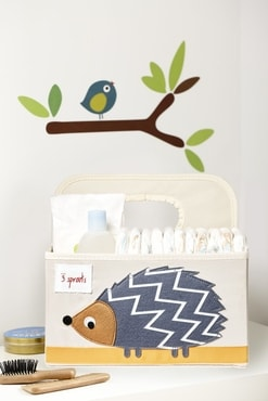 3 Sprouts Diaper Caddy
