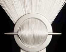 Provázková záclona Exkluzive- bílá