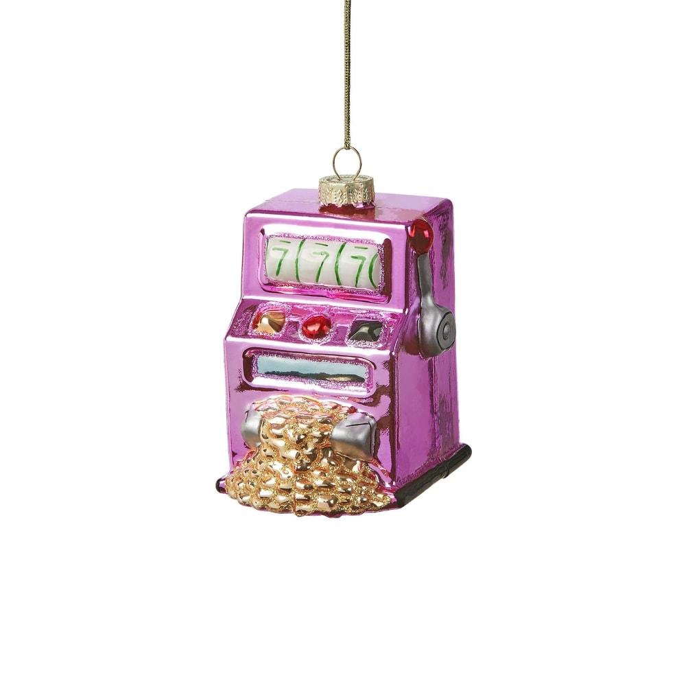 Produktové foto HANG ON Ozdoba hrací automat