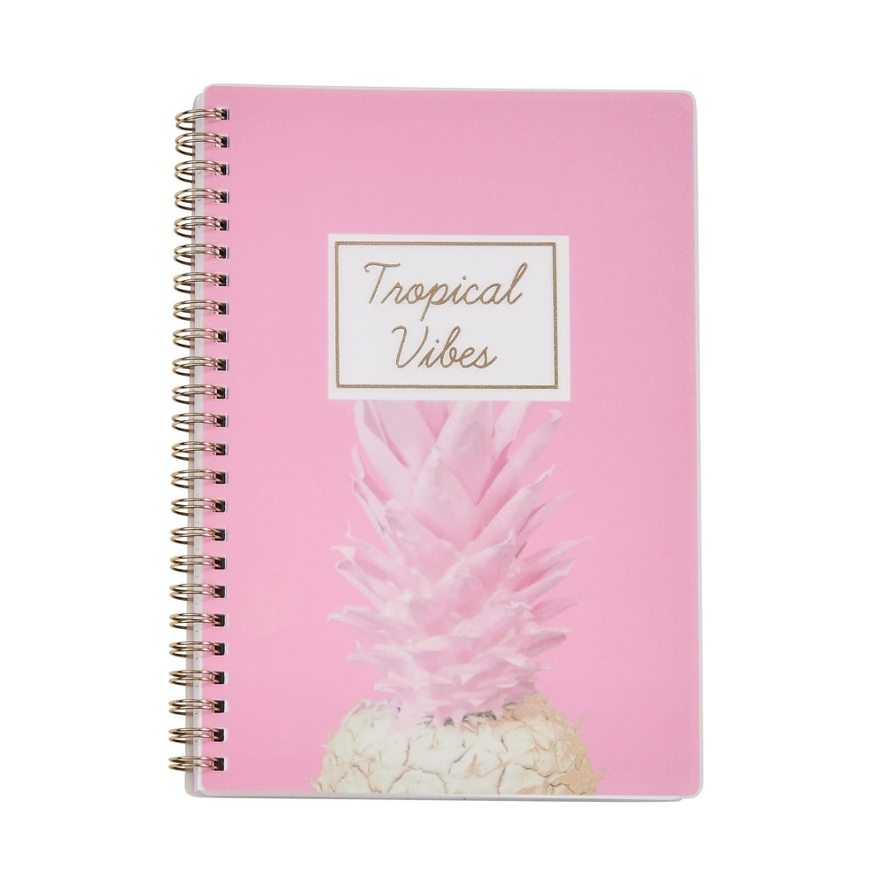 JOURNAL Zápisník ananas formát A5 60 listů