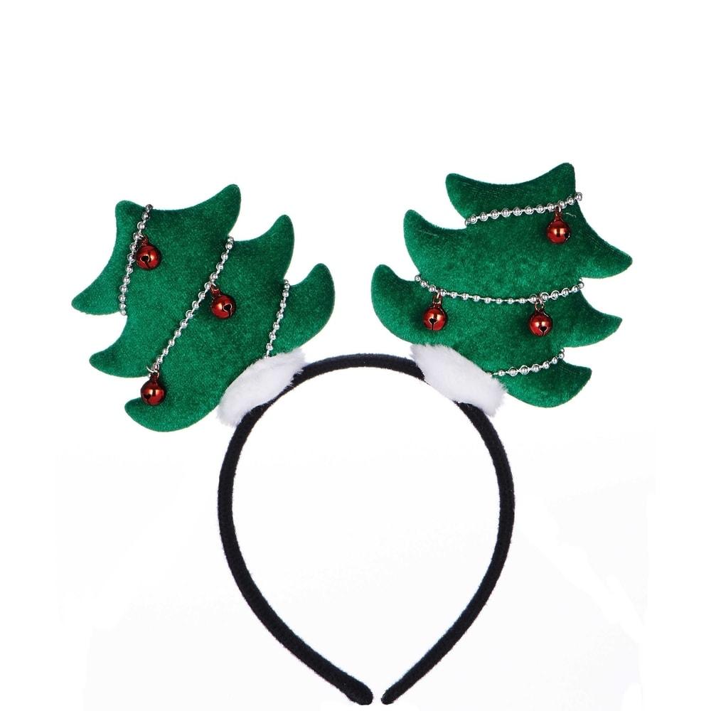 TRENDSETTER Čelenka vánoční stromečky