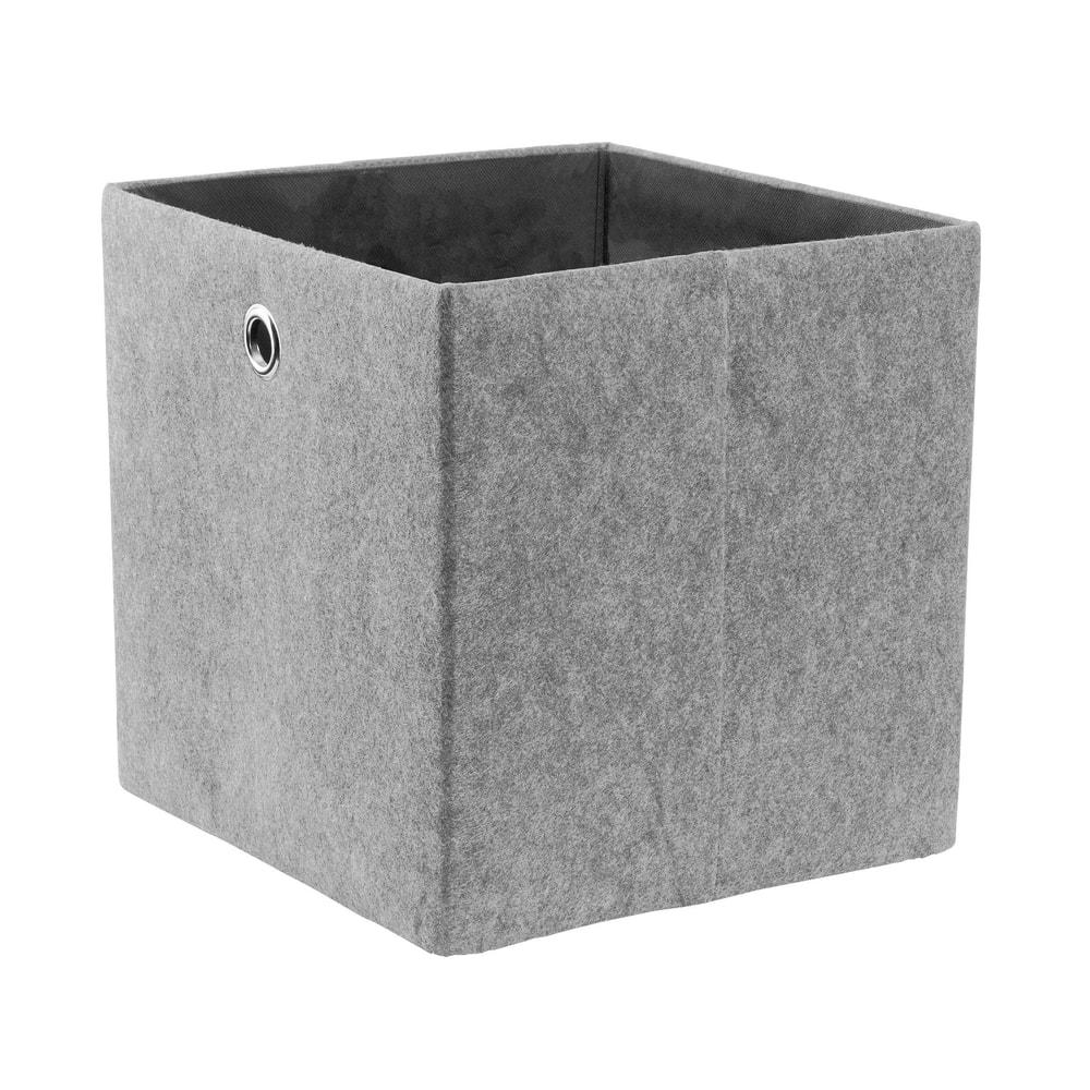 TIDY UP Úložný box - šedá