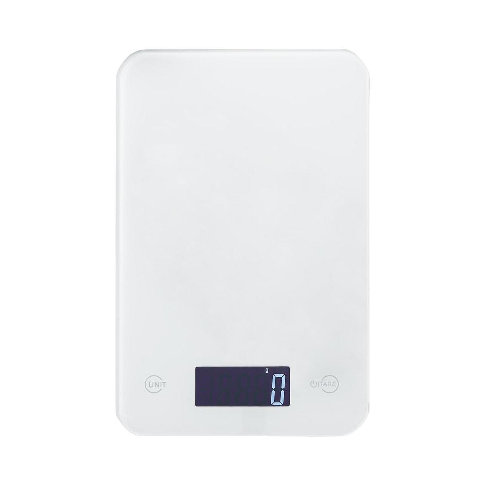COUNT ON ME Digitální váha 5 kg - bílá