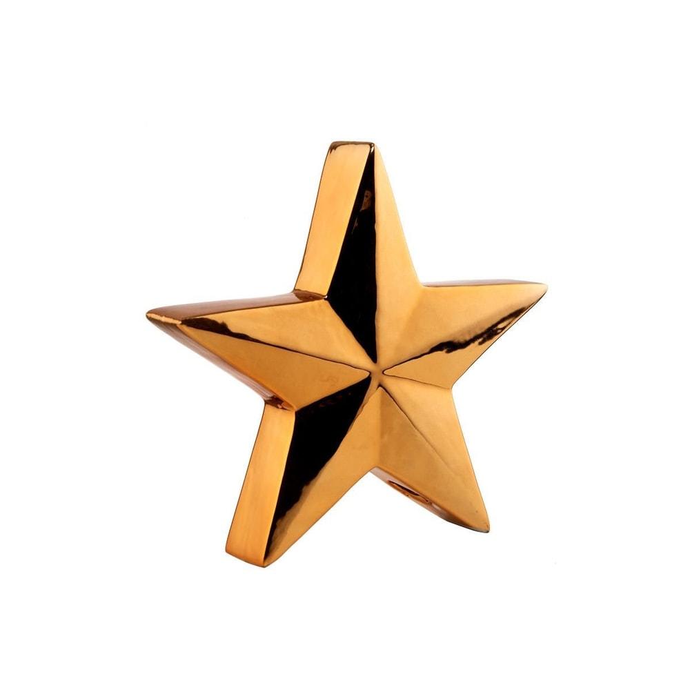 Fotografie X-MAS Dekorační hvězda 18 cm