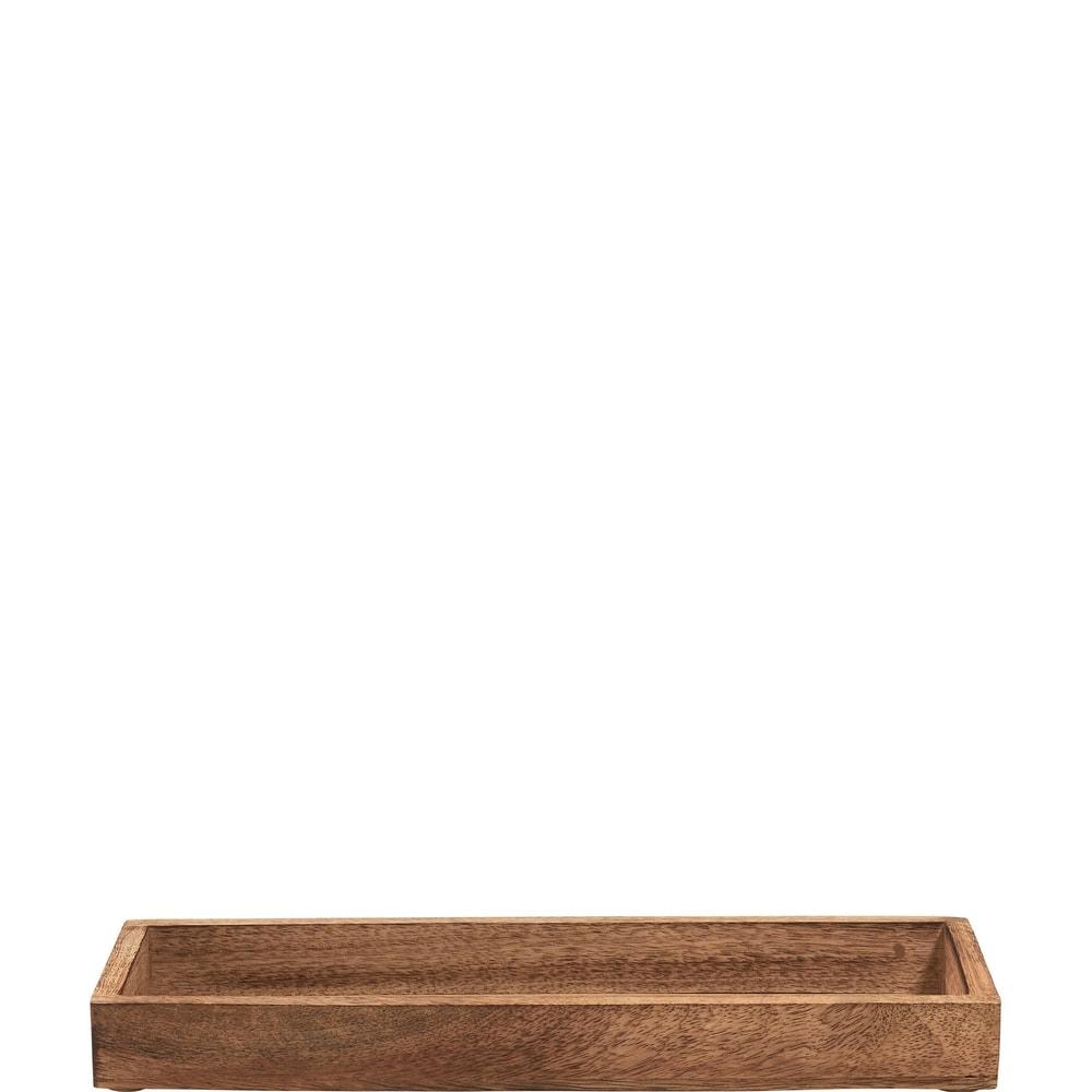 ASIA Podnos z mangového dřeva 34 cm