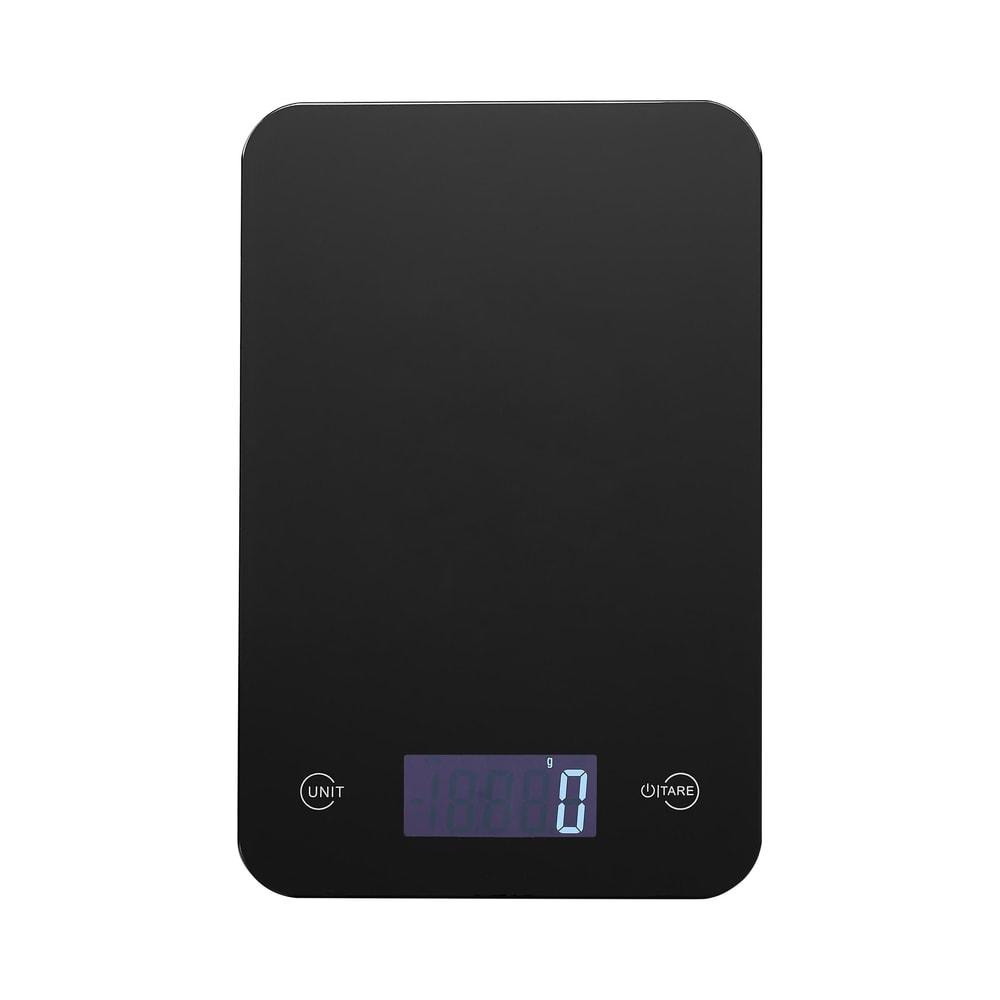 COUNT ON ME Digitální váha 5 kg - černá