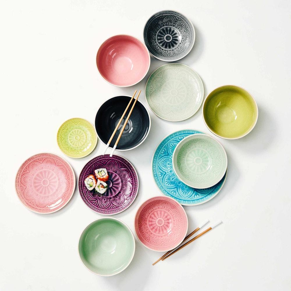 Produktové foto SUMATRA Talíř 21 cm - fialová