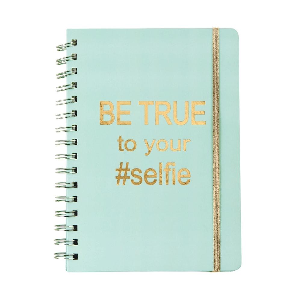"""JOURNAL Zápisník formát A5 """"Selfie"""""""