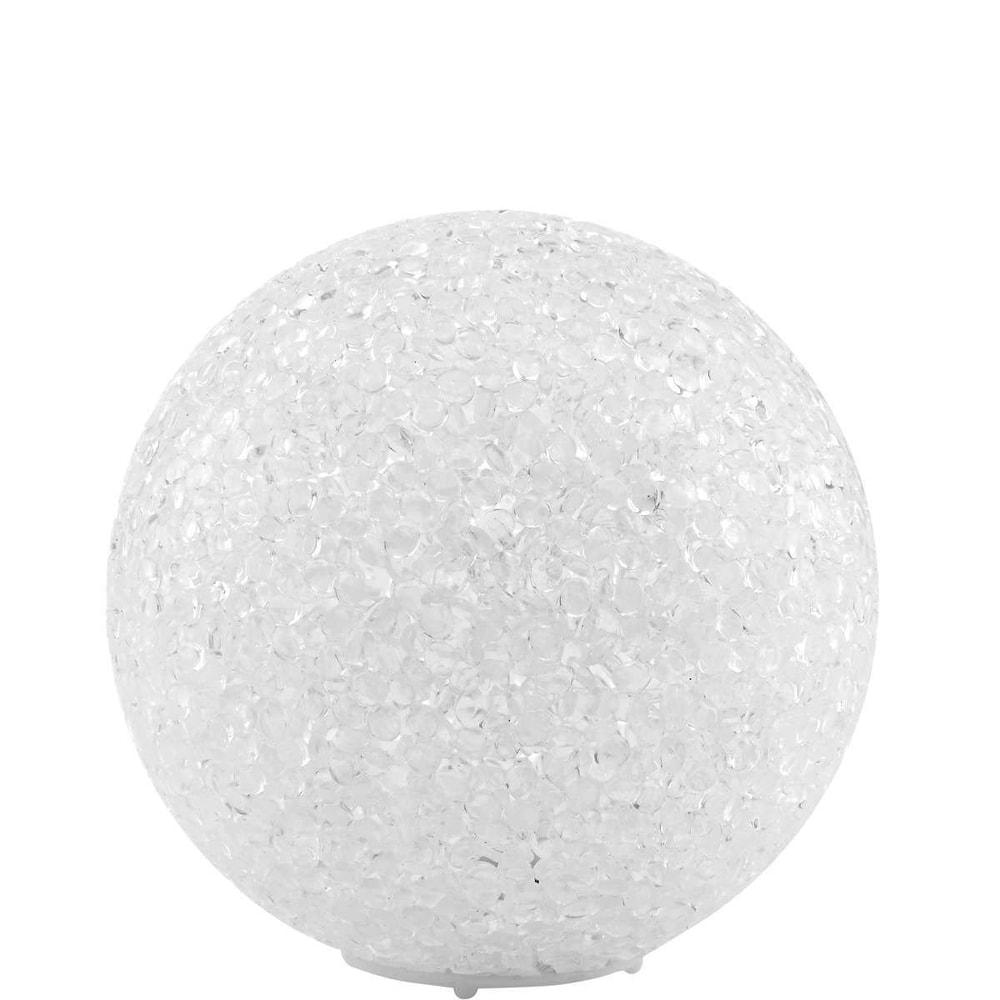 BRIGHT NIGHT LED Sněhová koule 10 cm