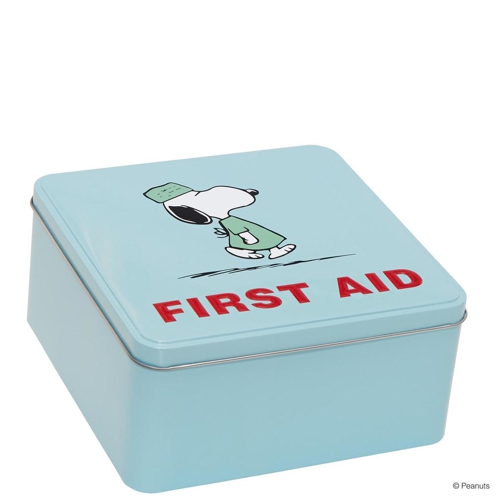 PEANUTS Krabička první pomoci