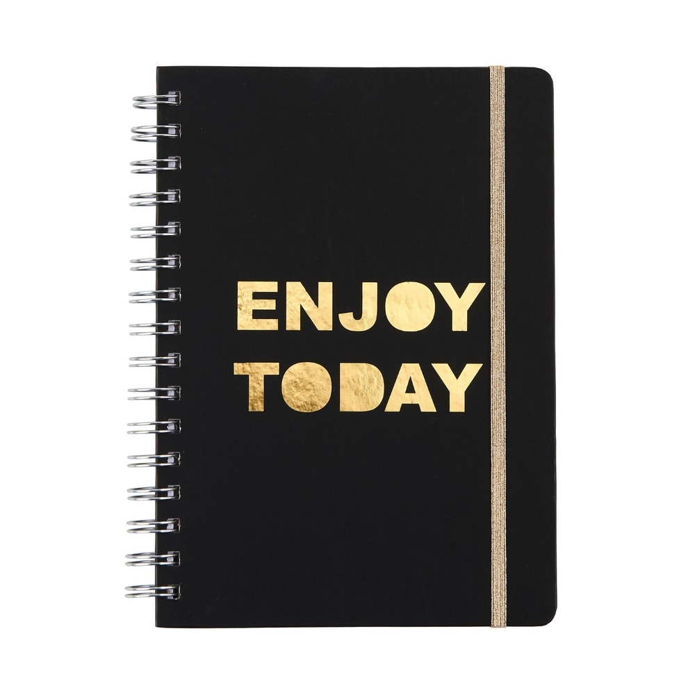 "JOURNAL Zápisník formát A5 ""Enjoy Today"""