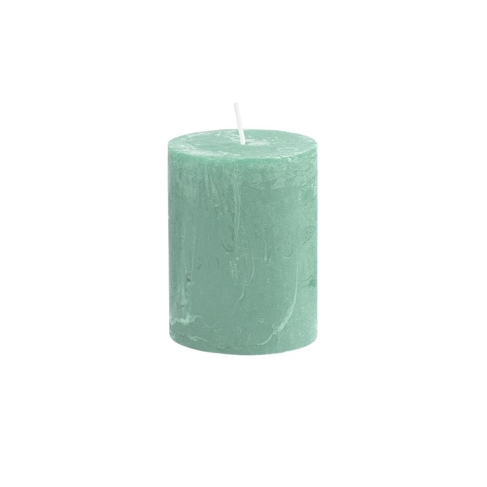 RUSTIC Svíčka 9 cm - šalvějová