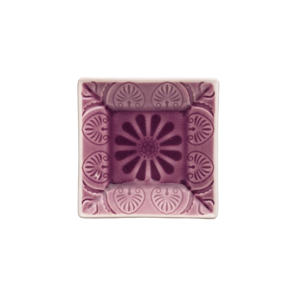 SUMATRA Mini miska hranatá - fialová