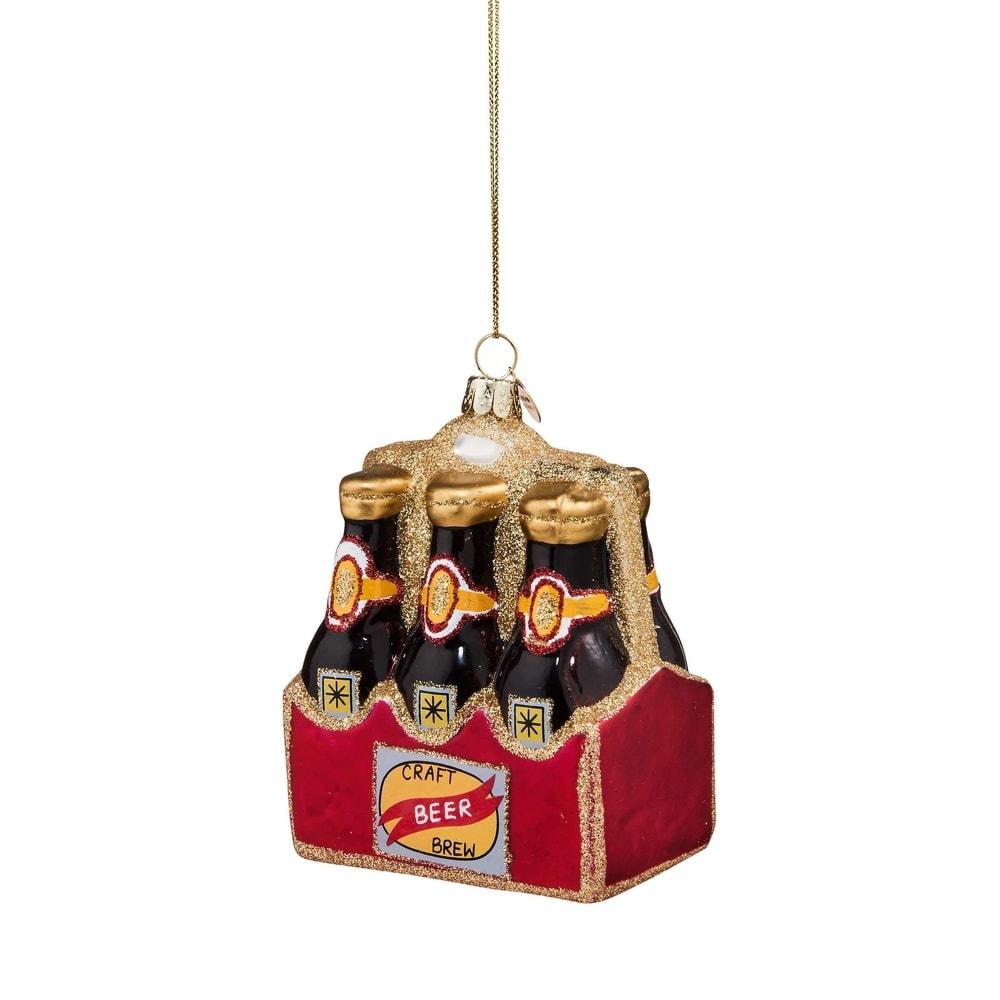 HANG ON Ozdoba pivní set