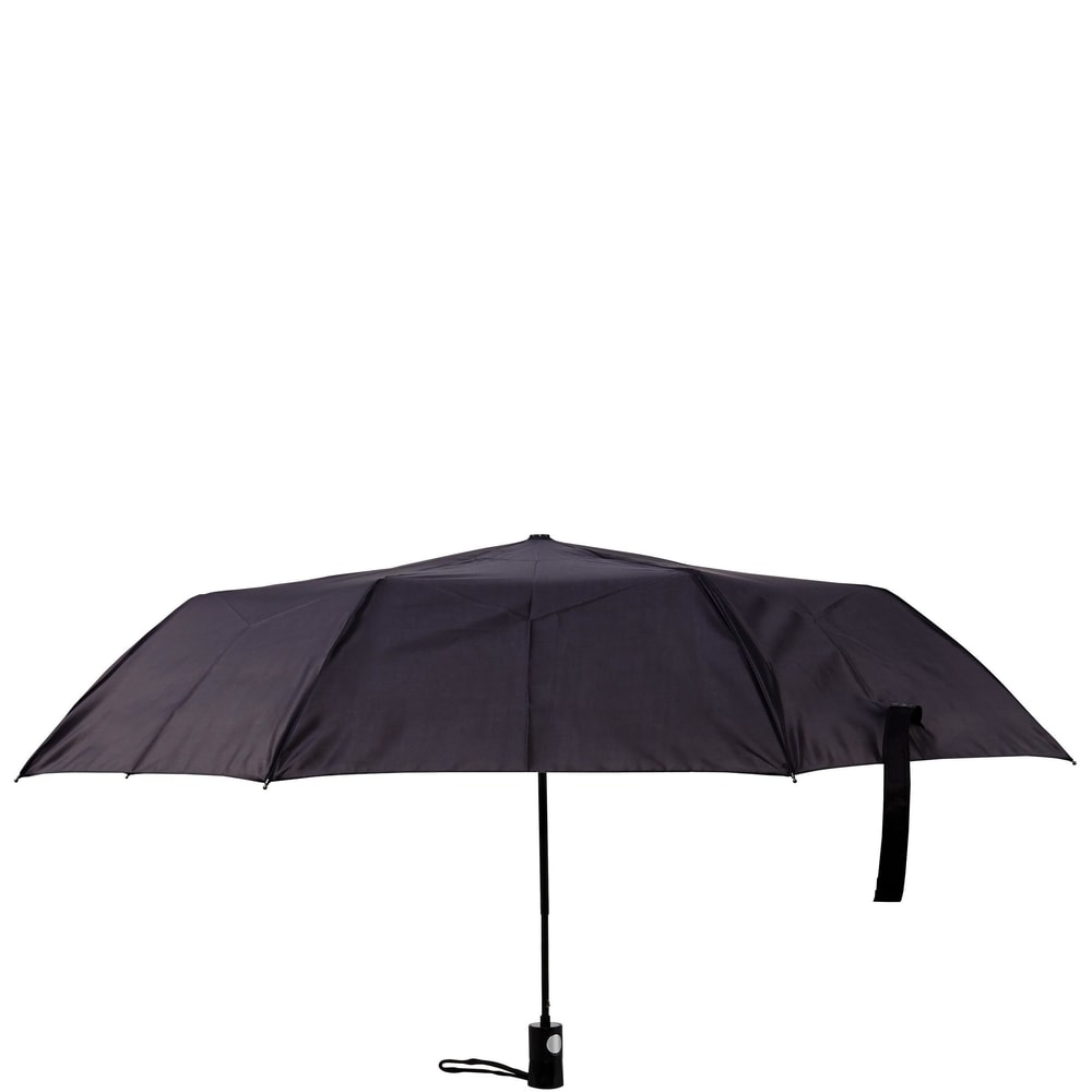 RAIN OR SHINE Skládací deštník - černá