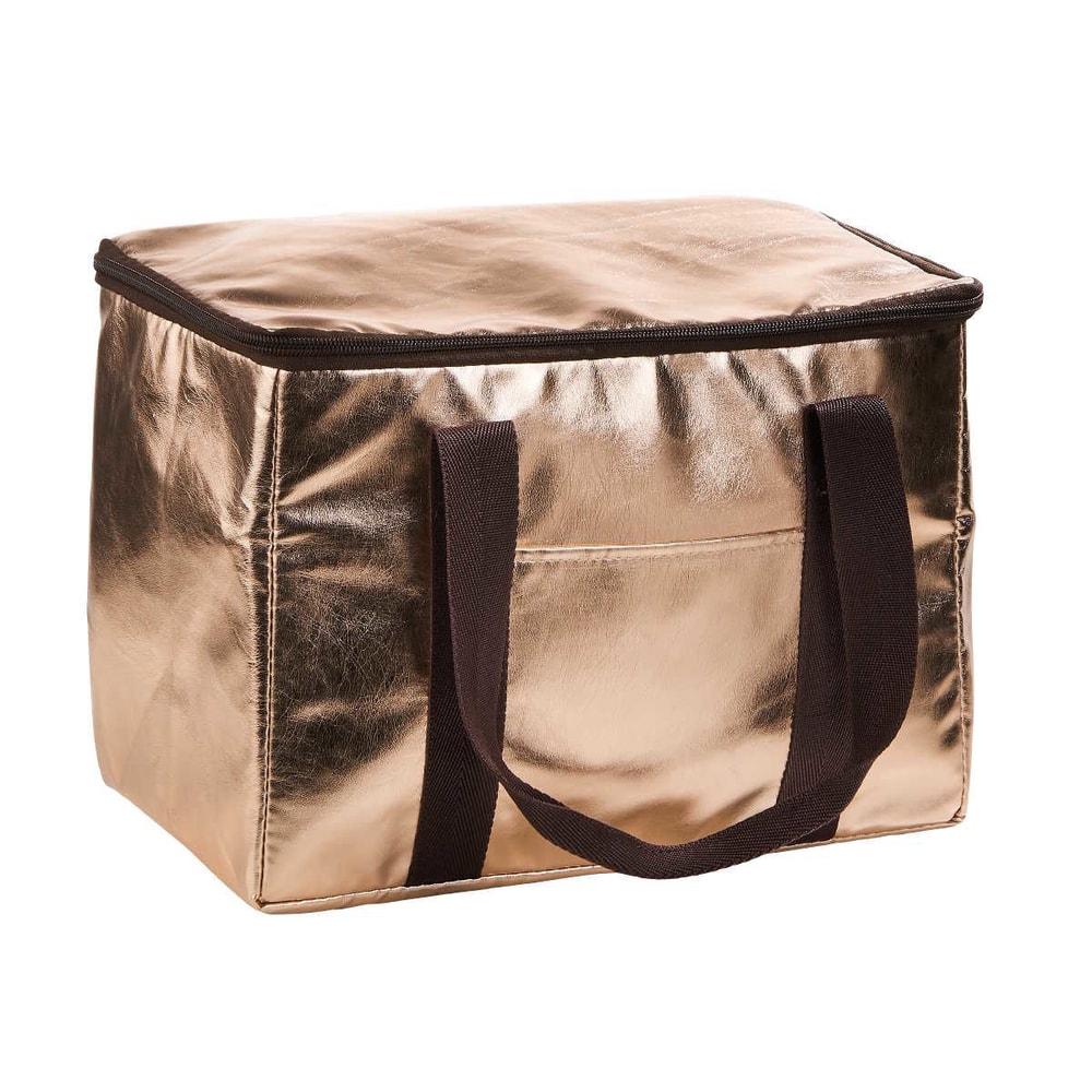 KEEP COOL Chladící taška - růžová zlatá