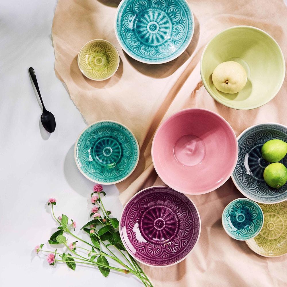 Produktové foto SUMATRA Miska 14 cm - fialová