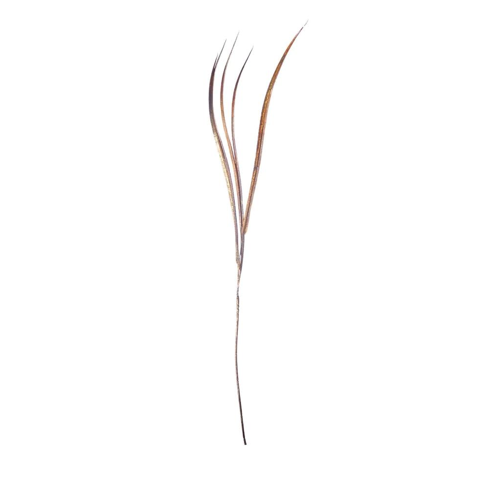 Produktové foto WINTERGREEN Větvička tráva 110 cm - zlatá