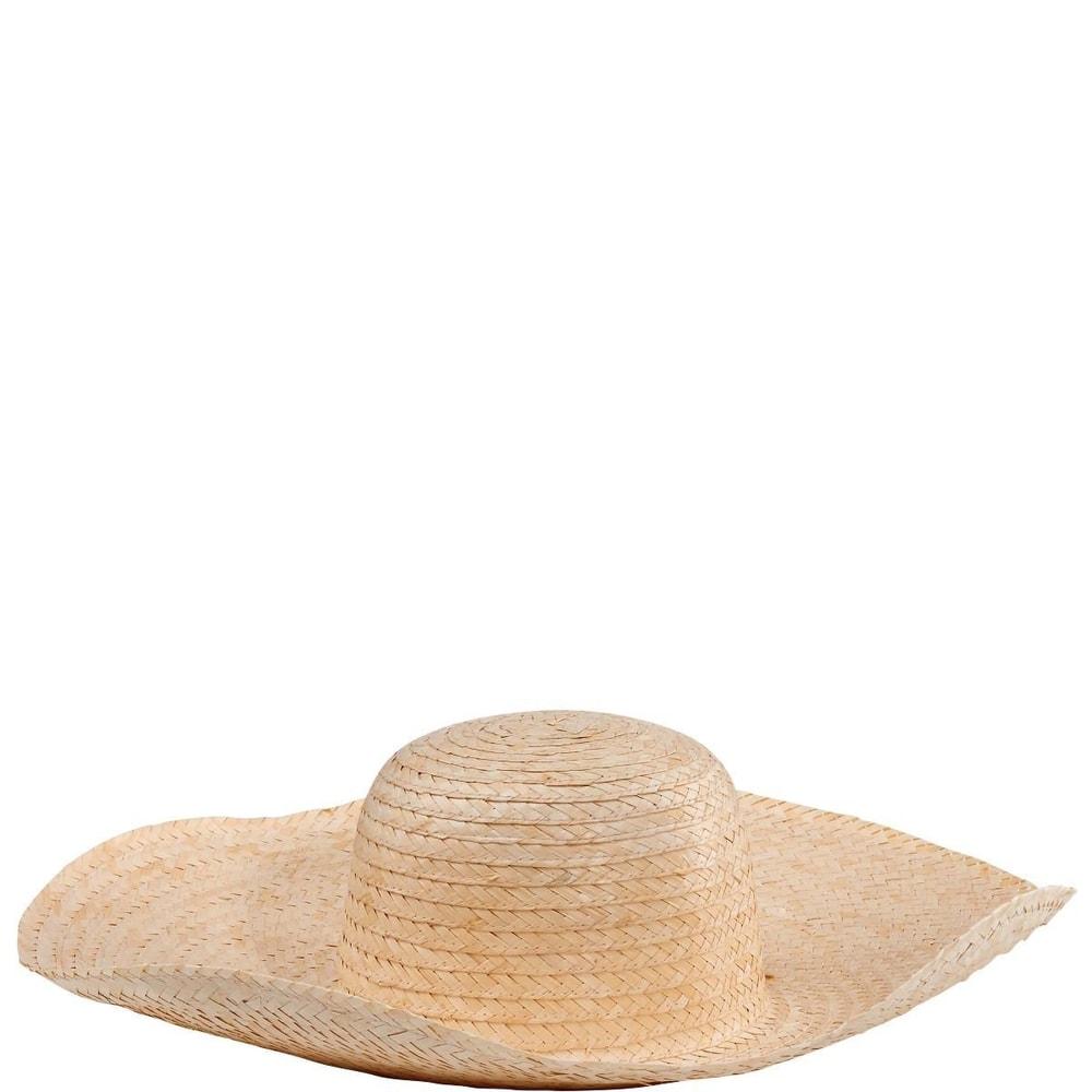 FIESTA Slaměný klobouk dámský