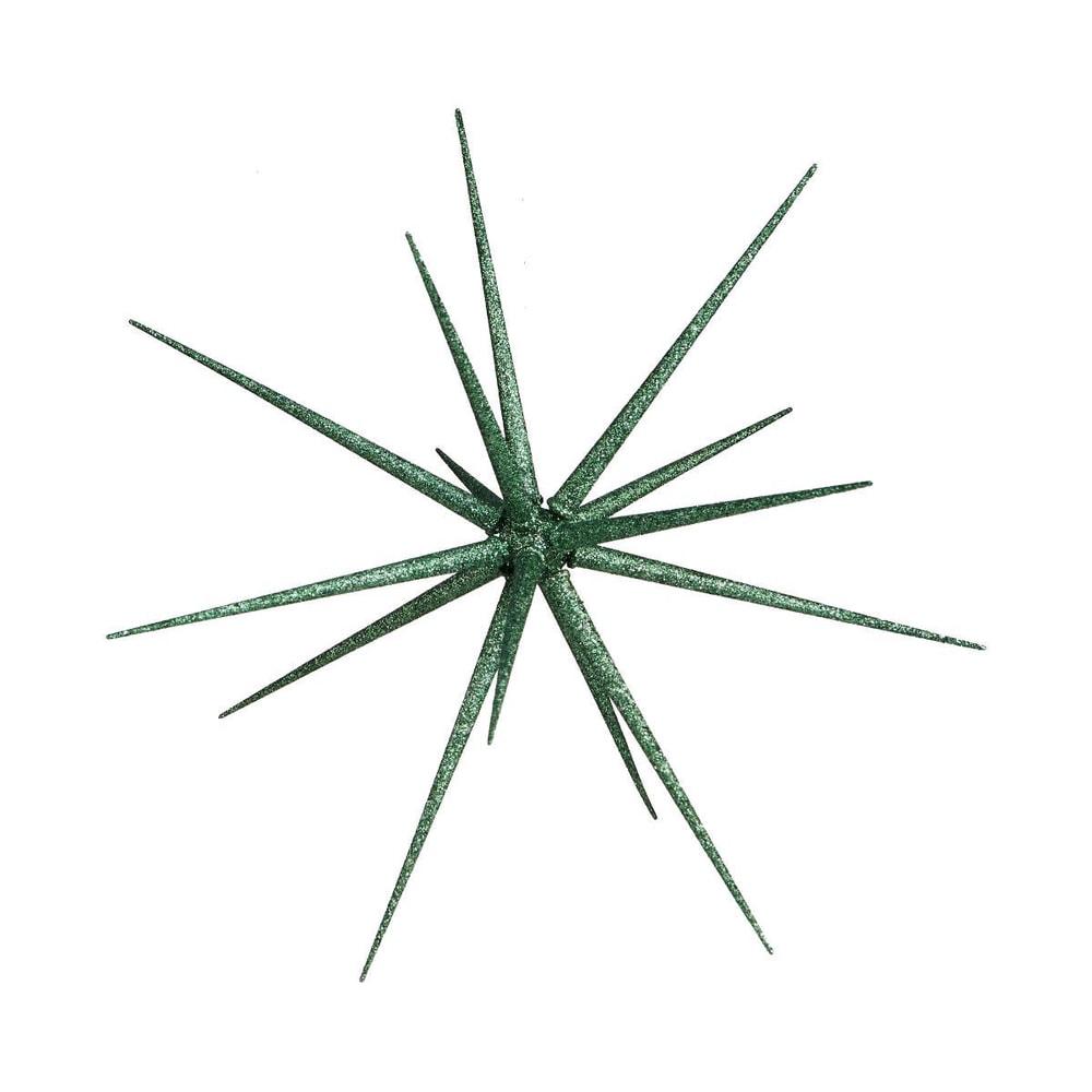 Produktové foto HALE BOPP Vánoční hvězda 35 cm - zelená