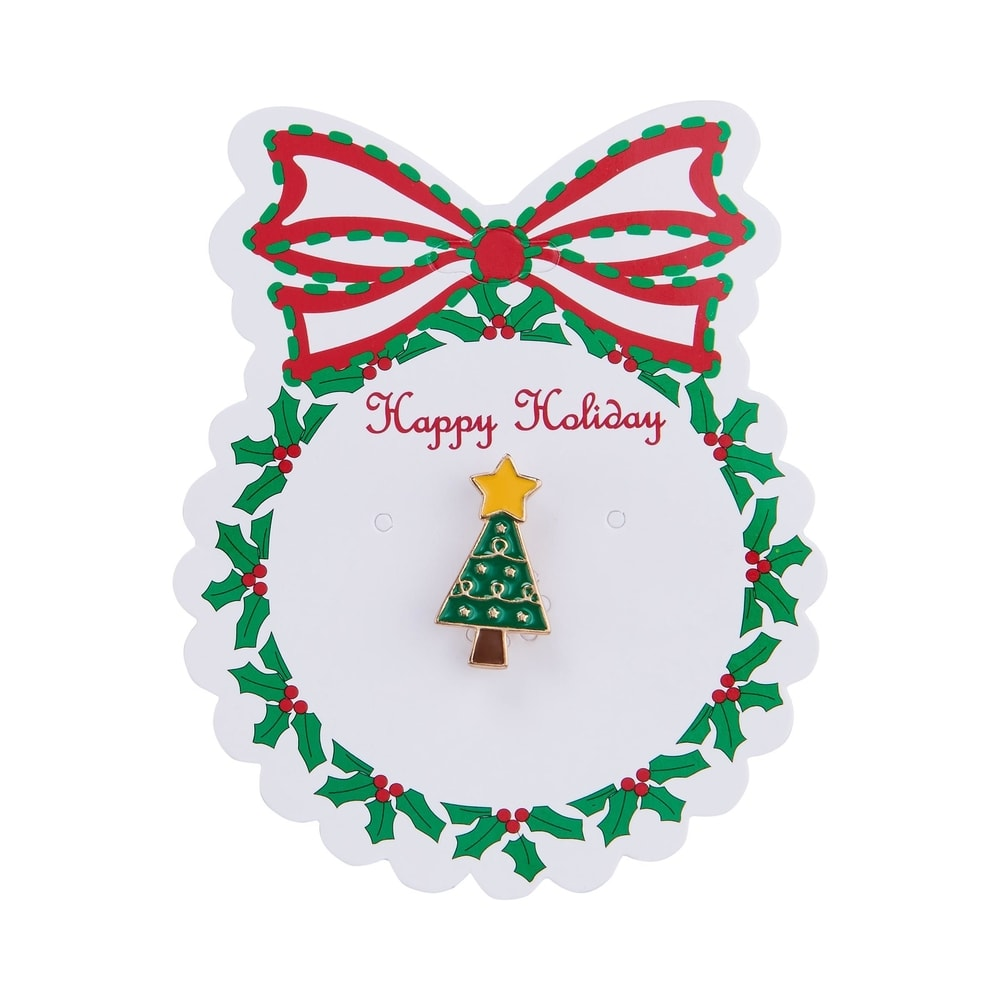 Produktové foto X-MAS Připínáček vánoční stromek