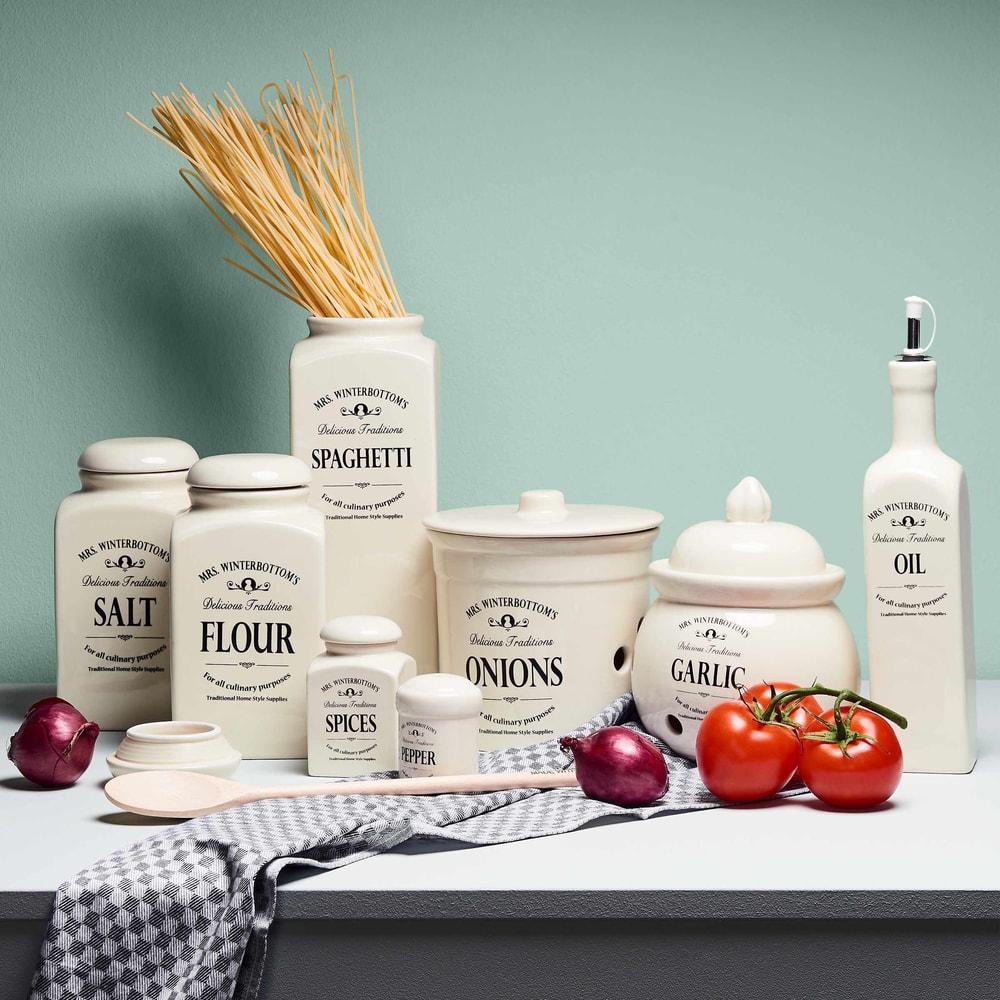 Produktové foto MRS WINTERBOTTOMS Dóza na špagety