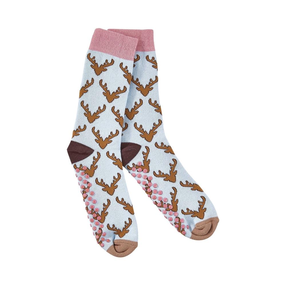 COZY SOCKS Ponožky jelen velikost 39-42