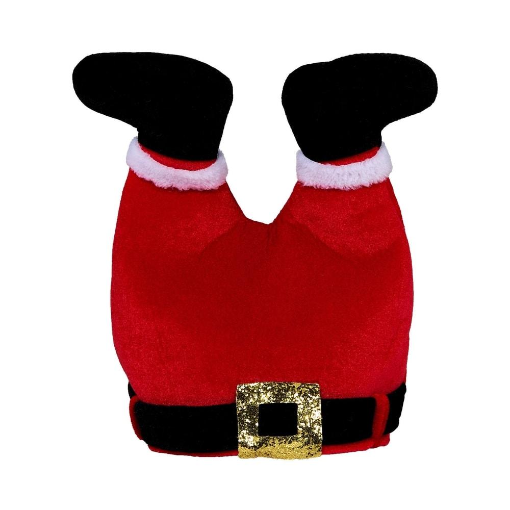CRAZY CHRISTMAS Čepice Santa