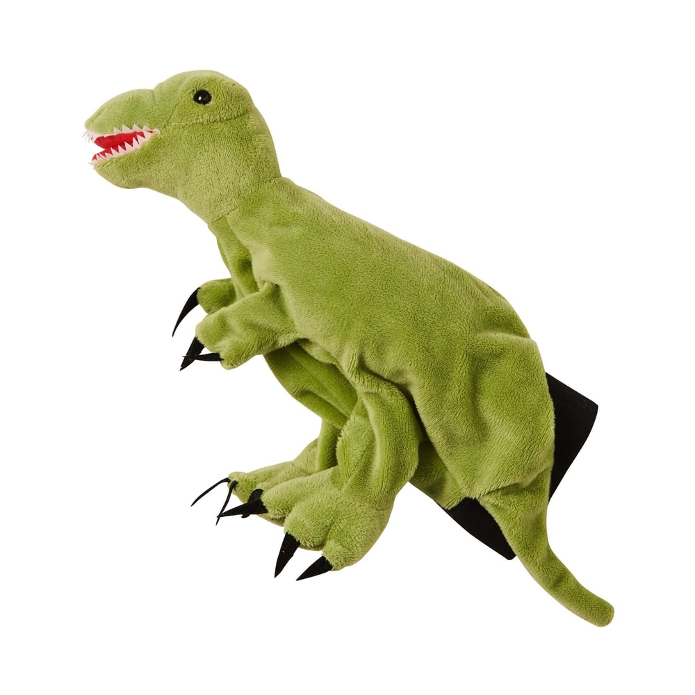 Produktové foto WILD GUYS Maňásek dinosaur
