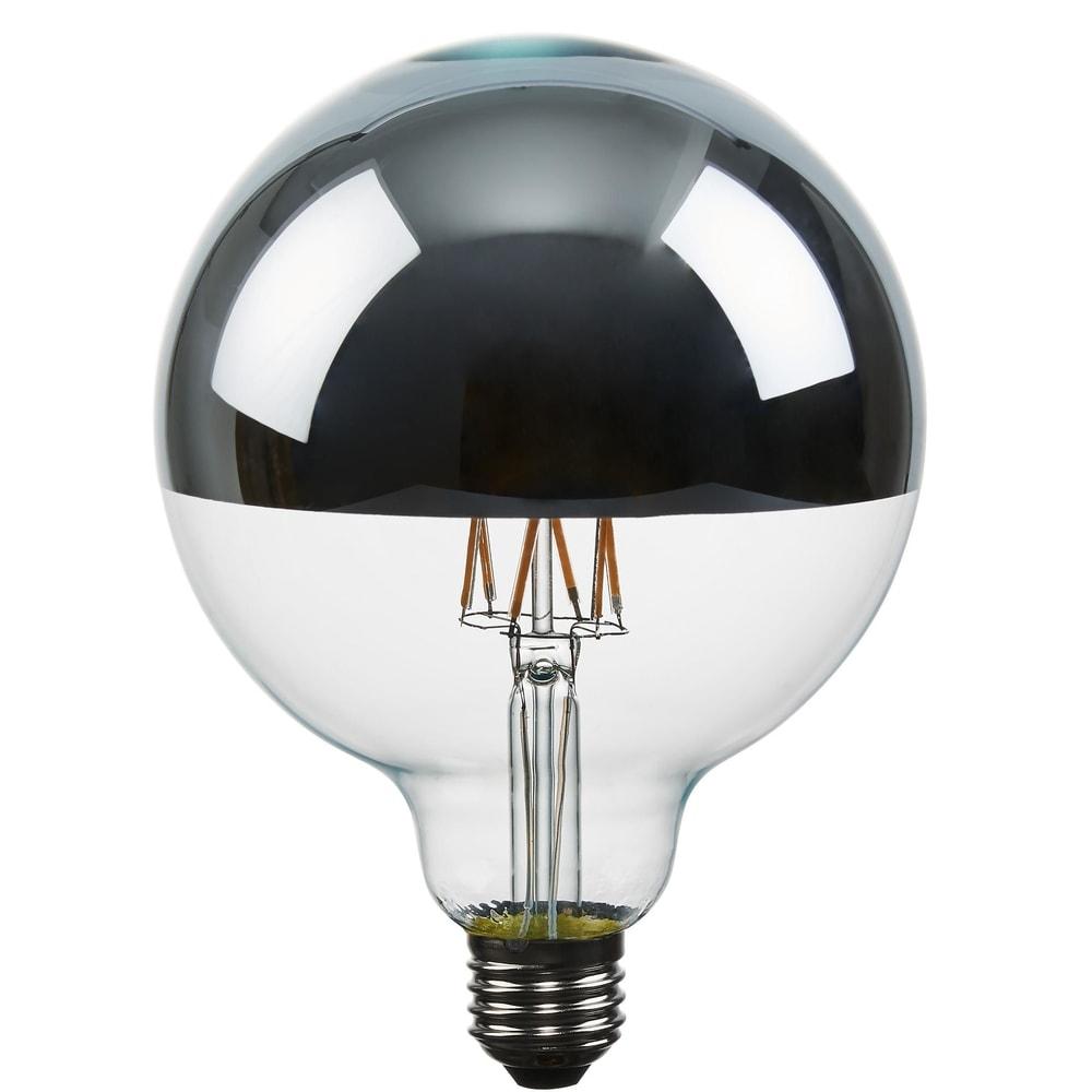 BRIGHT LIGHT LED Dekorační žárovka G 125 zrcadlová
