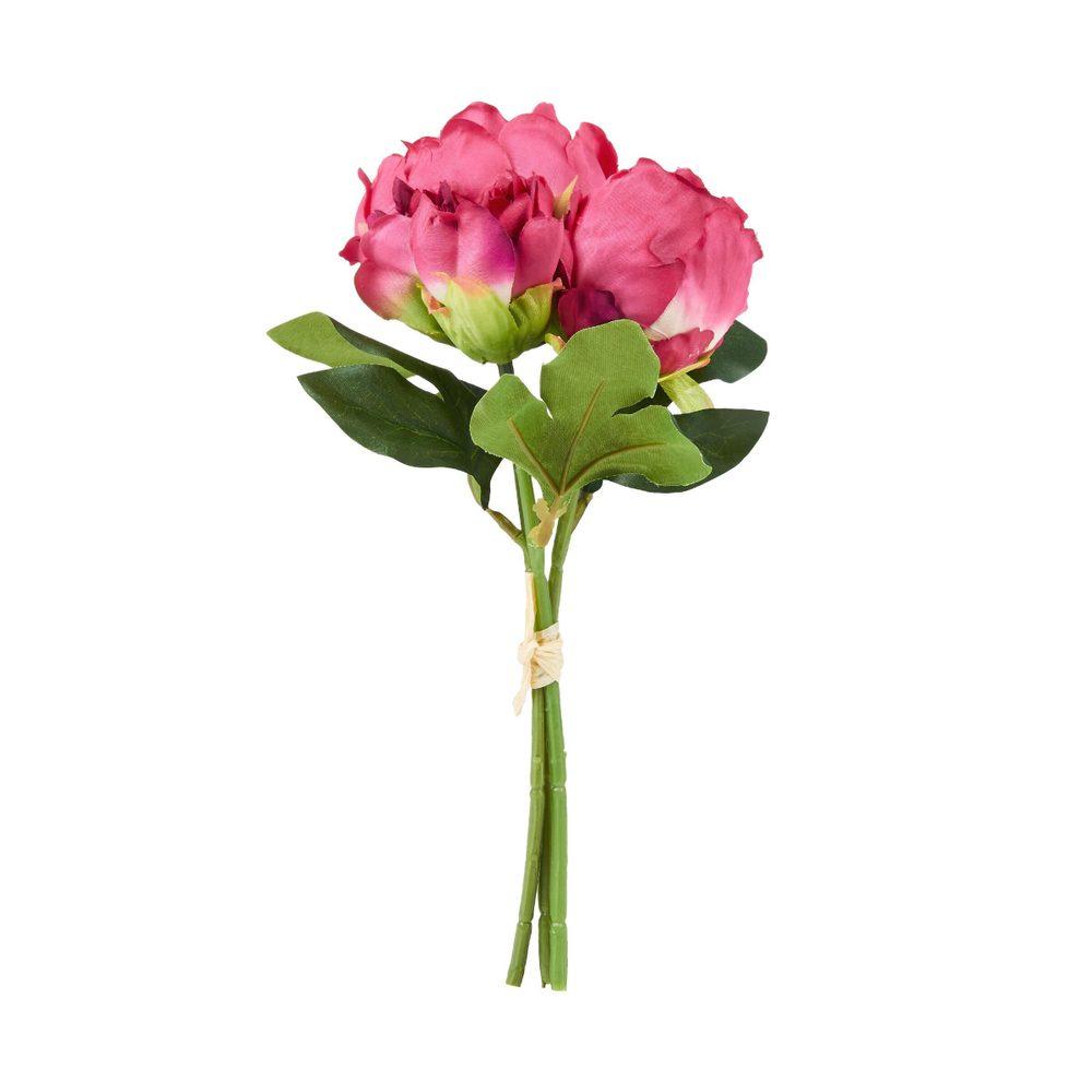 FLORISTA Pivoňka kytice - růžová