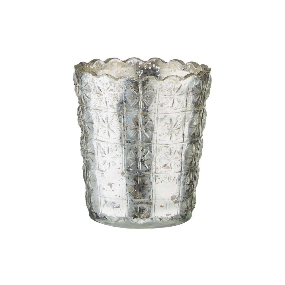 ANTIQUE Svícen na čajovou svíčku 10 cm