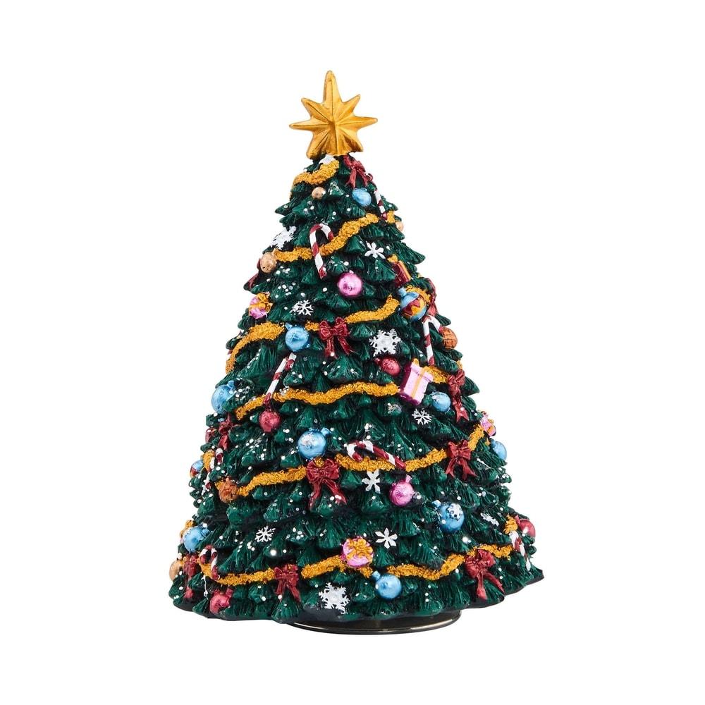 X-MAS Hrací skříňka vánoční stromek