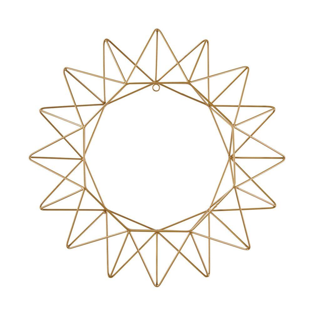 X-MAS Drátěná hvězda 42 cm
