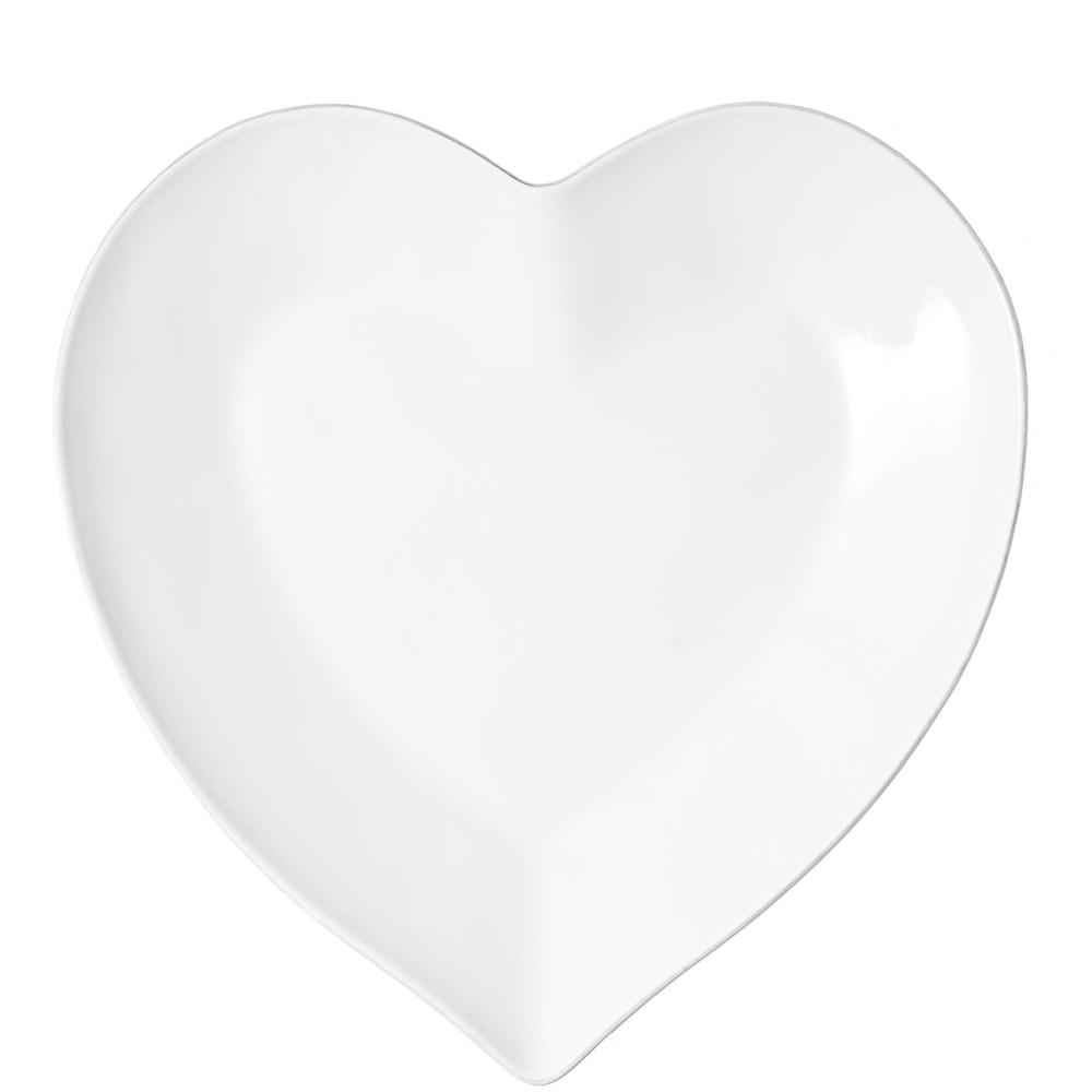 HEART Talíř ve tvaru srdce 18,5 cm