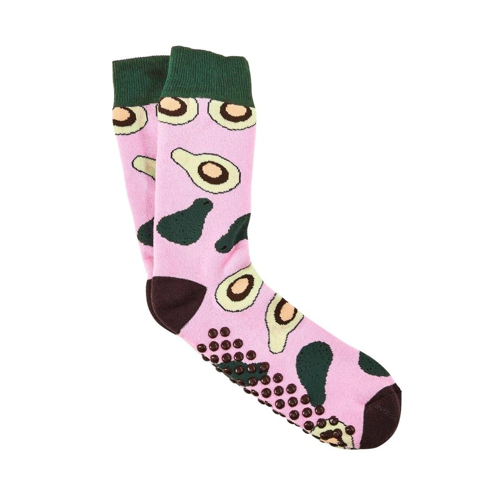 COZY SOCKS Ponožky avokádo 39-42