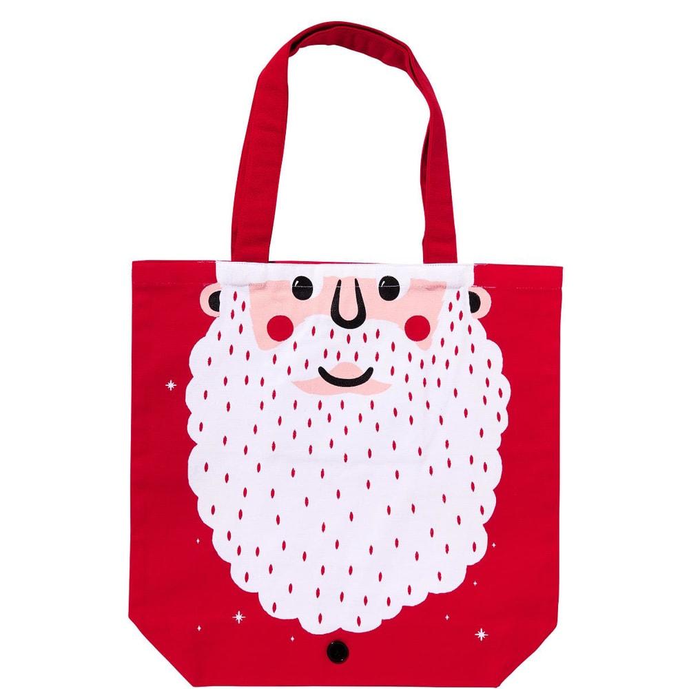 MERRY CARRY Nákupní taška Santa Claus