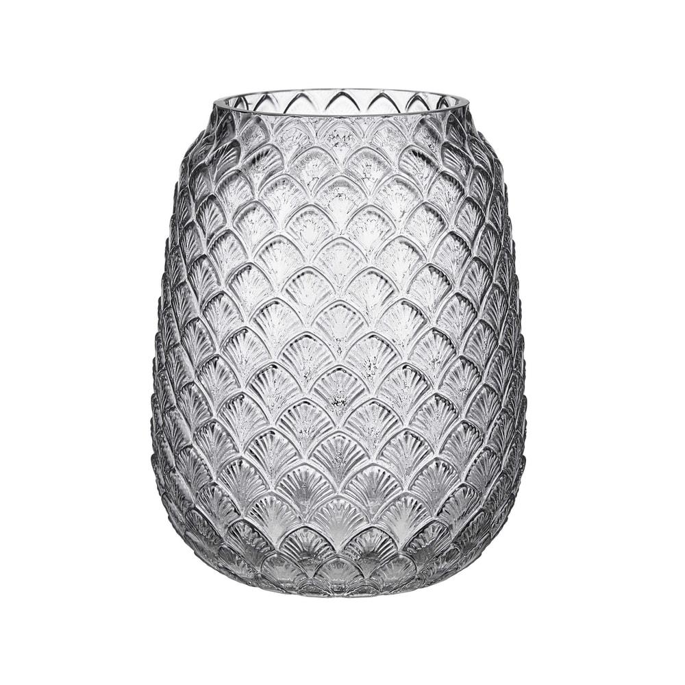 FLORENCE Váza skleněná 15,7 cm