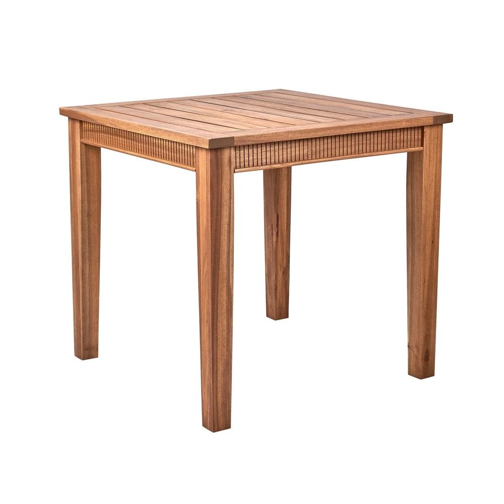 ACACIA SPRINGS Stůl 80 x 80 cm